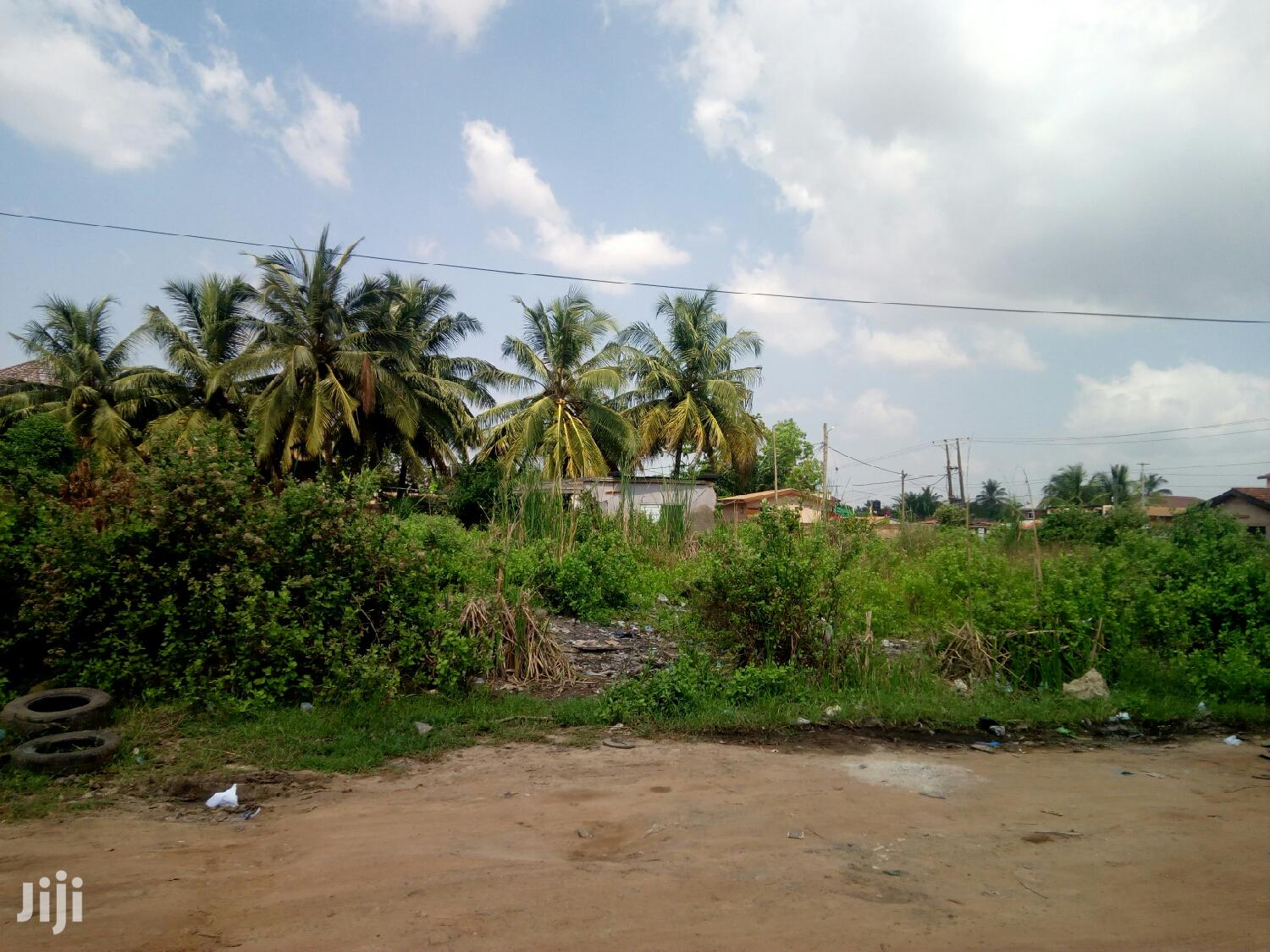 Title, Roadside Land At Botwe For Sale