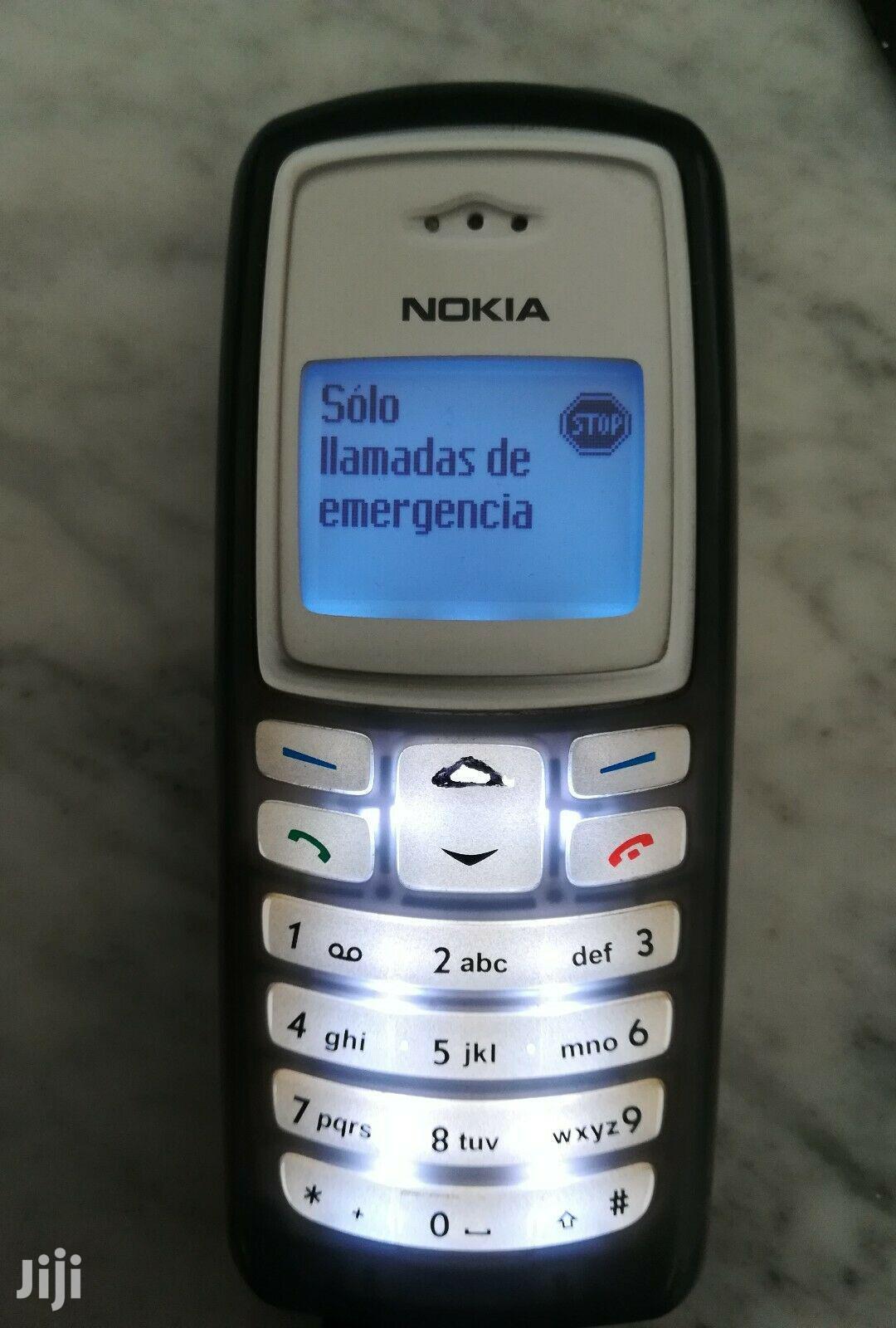 Nokia 2100 512 MB Yellow