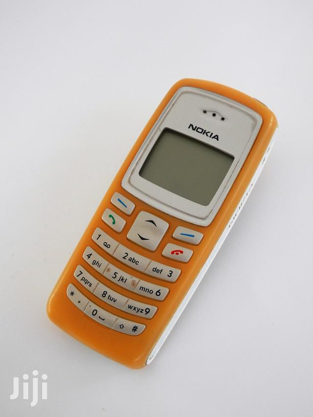 Nokia 2100 512 MB Yellow | Mobile Phones for sale in Achimota, Greater Accra, Ghana