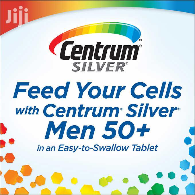 Archive: Centrum Silver Men 50+, 250 Tablets