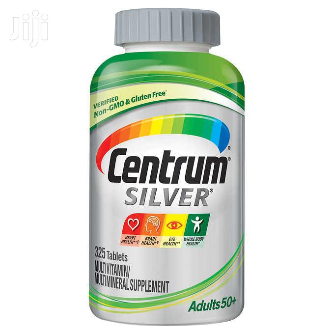 Archive: Centrum Silver Adults 50+ Multivitamin, 325 Tablets
