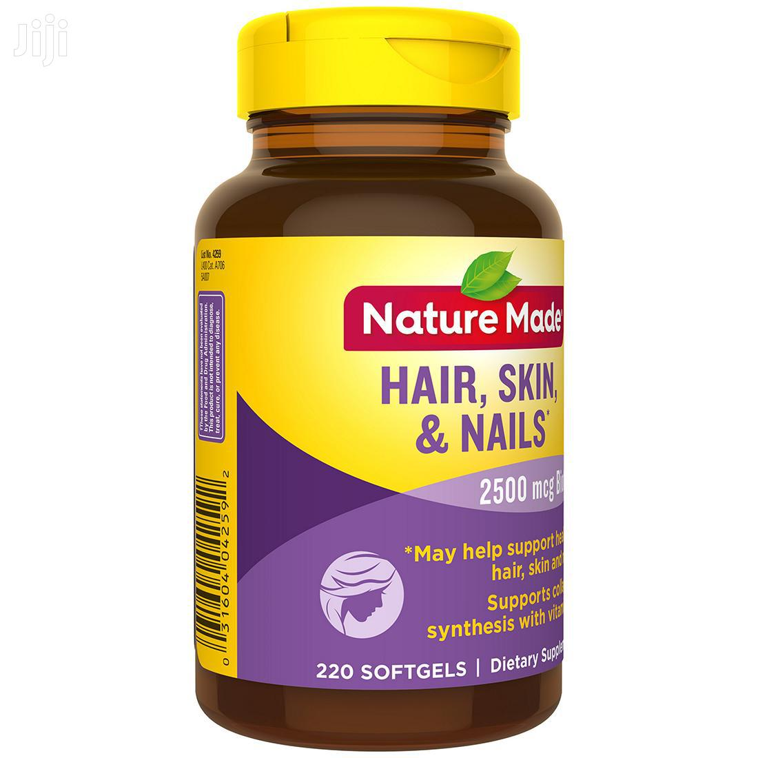 Archive: Nature Made Hair, Skin and Nails Supplement, 220 Ct.