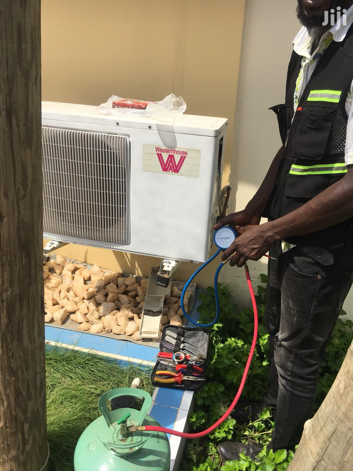Air Conditioning | Building & Trades Services for sale in Kanda Estate, Greater Accra, Ghana