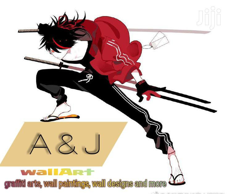 Archive: A&J Wall Art And Designs
