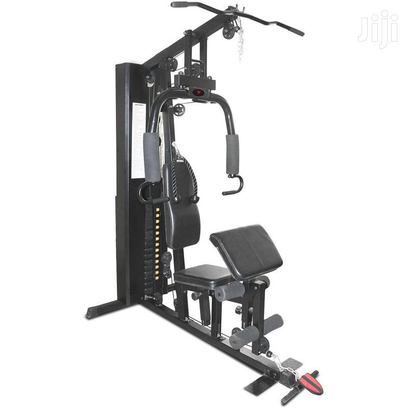 Single Station Gym Weight Machine | Sports Equipment for sale in Adenta Municipal, Greater Accra, Ghana