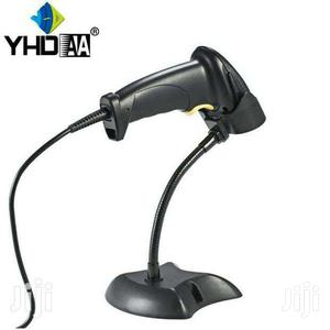YHD 8200+ Automatic Barcode Scanner With Stand.   Store Equipment for sale in Greater Accra, Achimota
