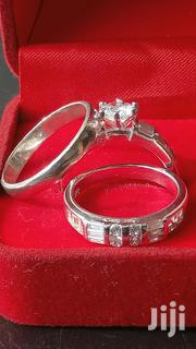 Sterling Silver Ring Set For Wedding | Wedding Wear for sale in Greater Accra, Tema Metropolitan