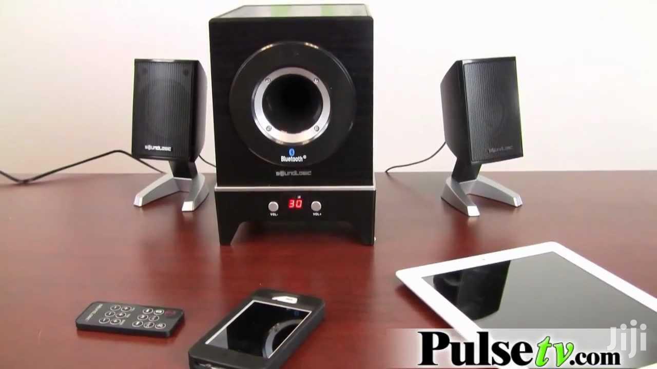Triple Power Bluetooth Speakers