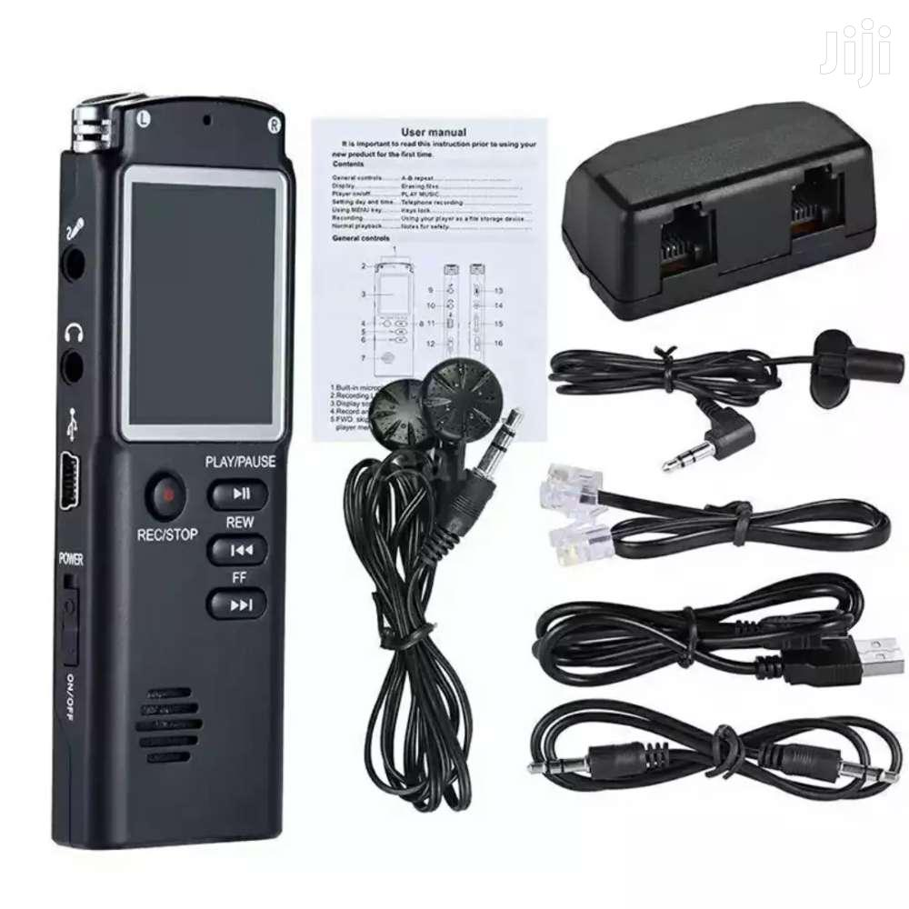 Digital Voice Recorder - 32GB | Audio & Music Equipment for sale in New Mamprobi, Greater Accra, Ghana