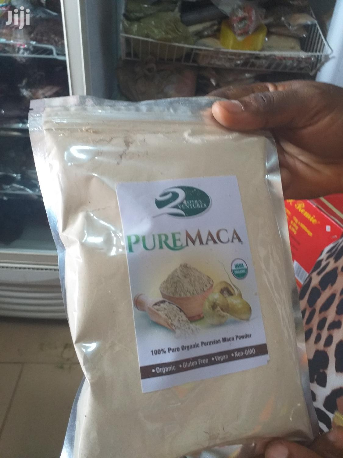 Pure Maca Powder