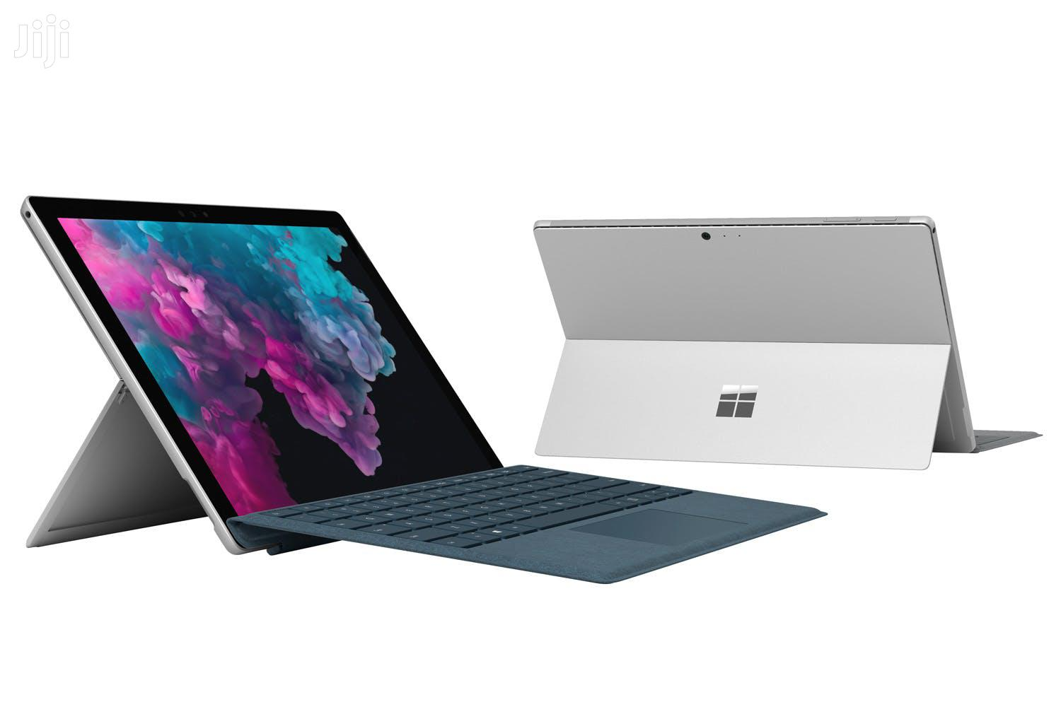 New Microsoft Surface Pro 256 GB Gray   Tablets for sale in Darkuman, Greater Accra, Ghana