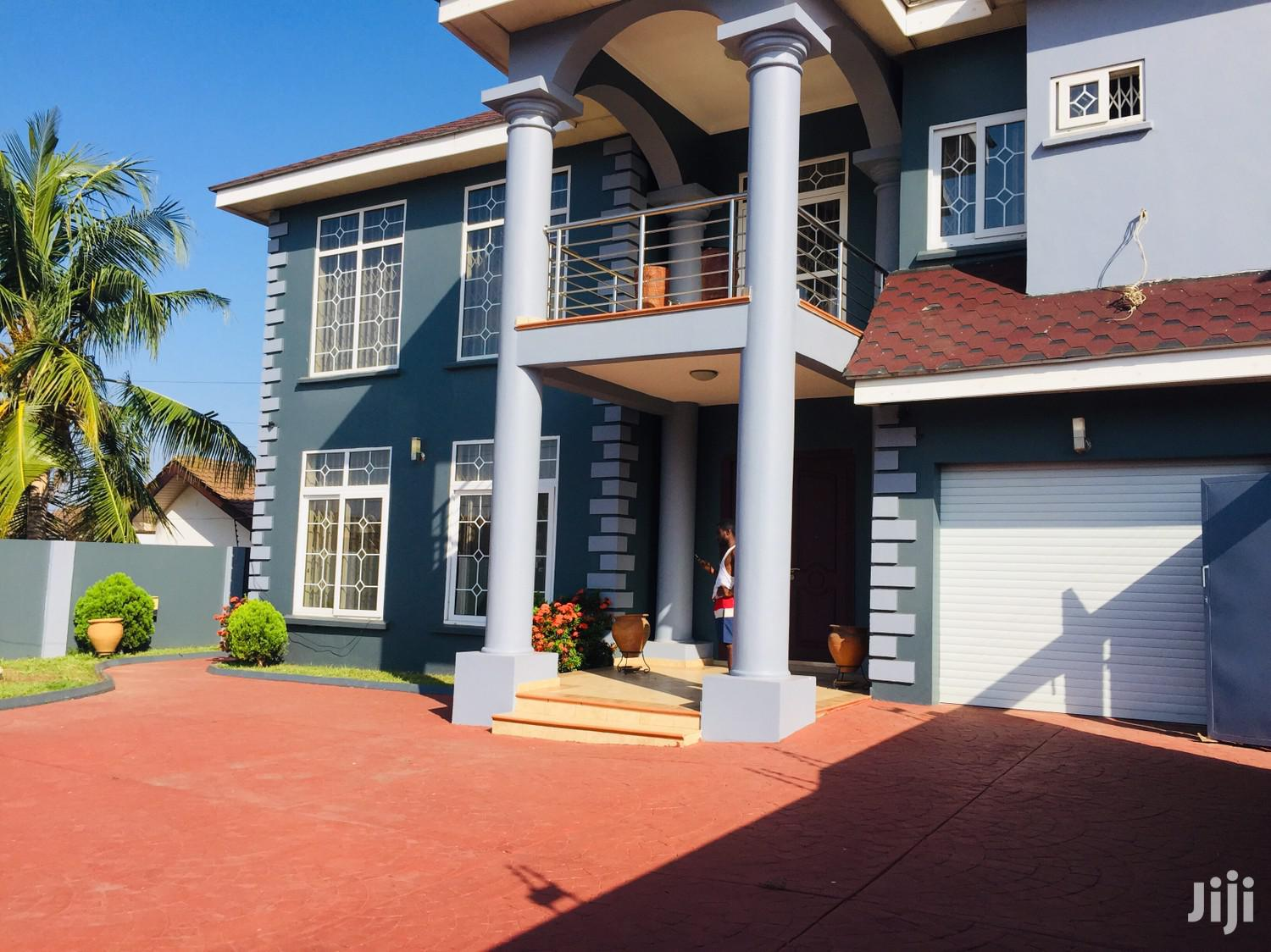 Archive: 4bedroom House for Rent at East Legon