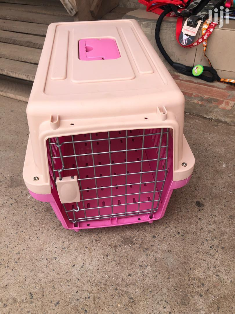 Plastic Cage For Dogs | Pet's Accessories for sale in Adenta Municipal, Greater Accra, Ghana