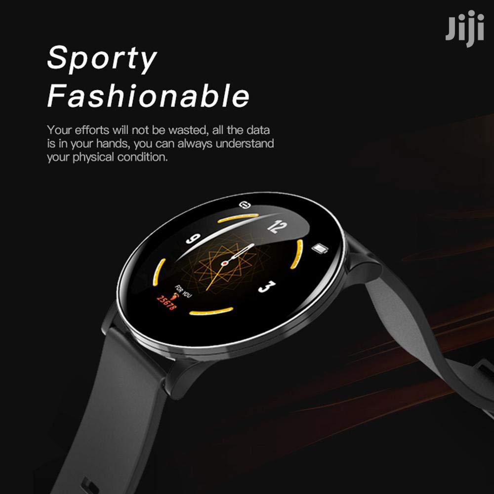 Sporty Fashionable Smart Watch | Smart Watches & Trackers for sale in North Kaneshie, Greater Accra, Ghana