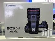 Canon EOS 5D Mark IV DSLR Camera (Body Only) Free Bag | Photo & Video Cameras for sale in Greater Accra, Darkuman