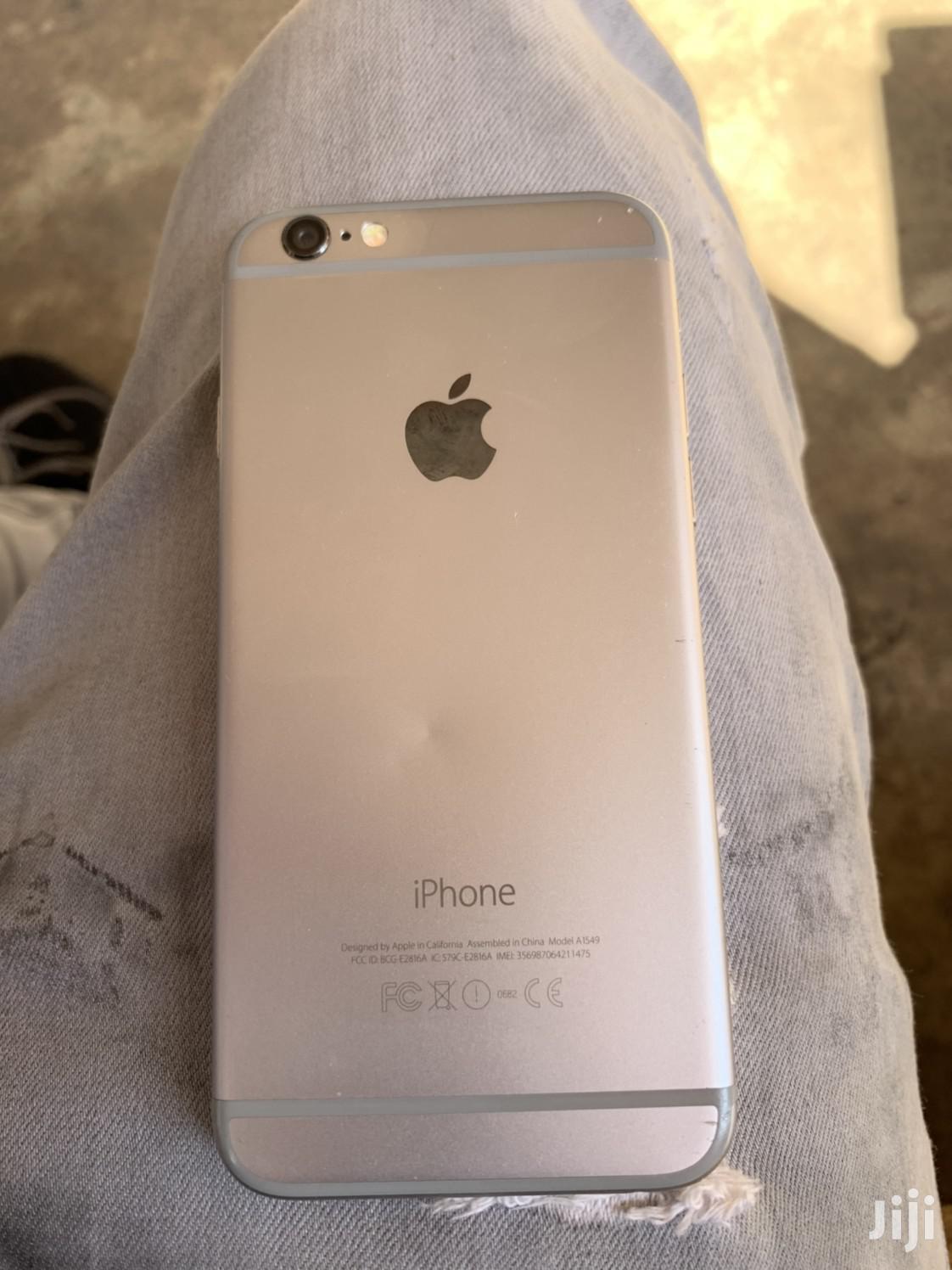 New Apple iPhone 6 32 GB Gray | Mobile Phones for sale in Kumasi Metropolitan, Ashanti, Ghana