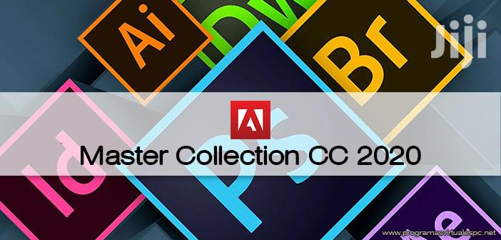 Adobe Master Collection CC 2020 For Macos / Win