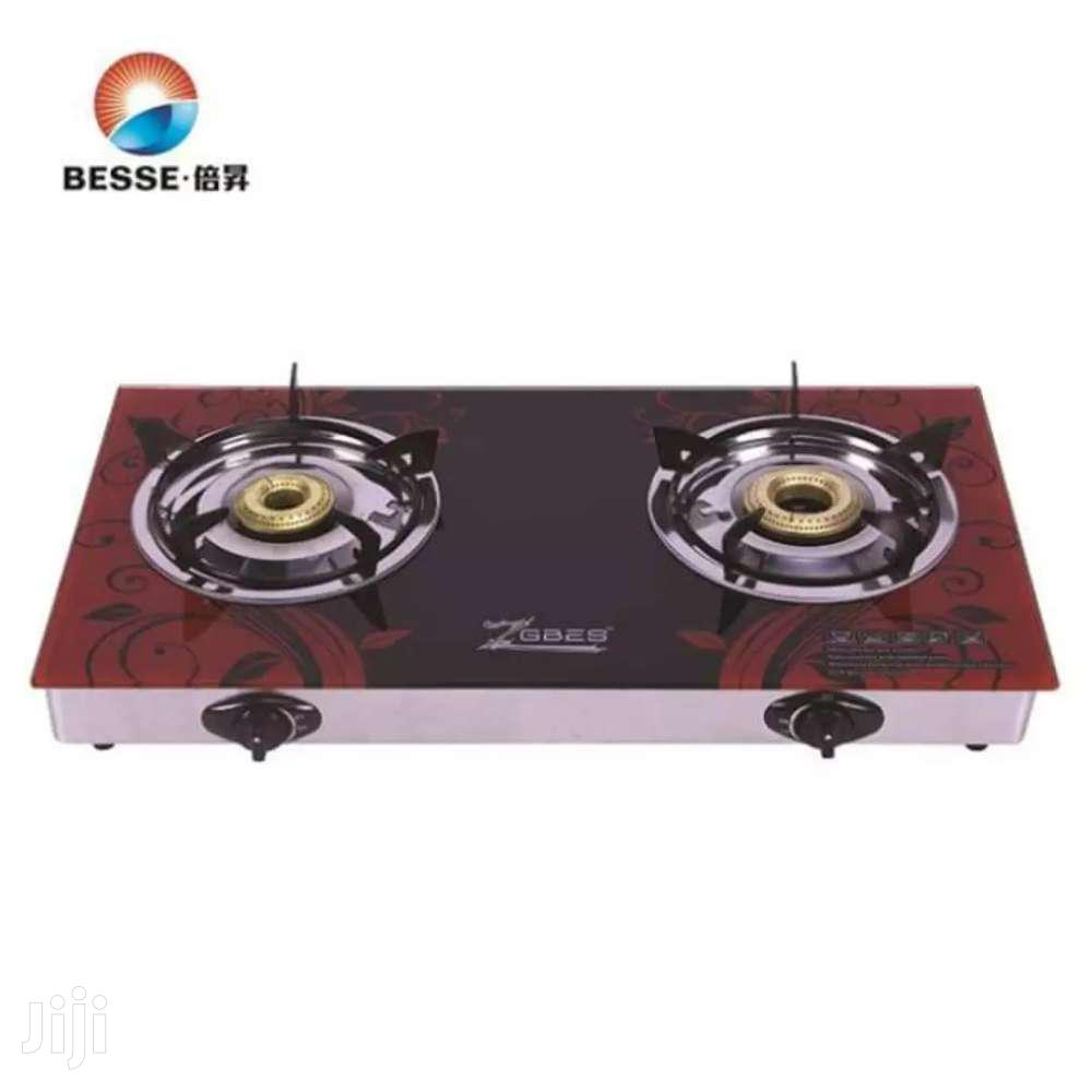 Archive: Stainless Steel & Glass Top Stoves