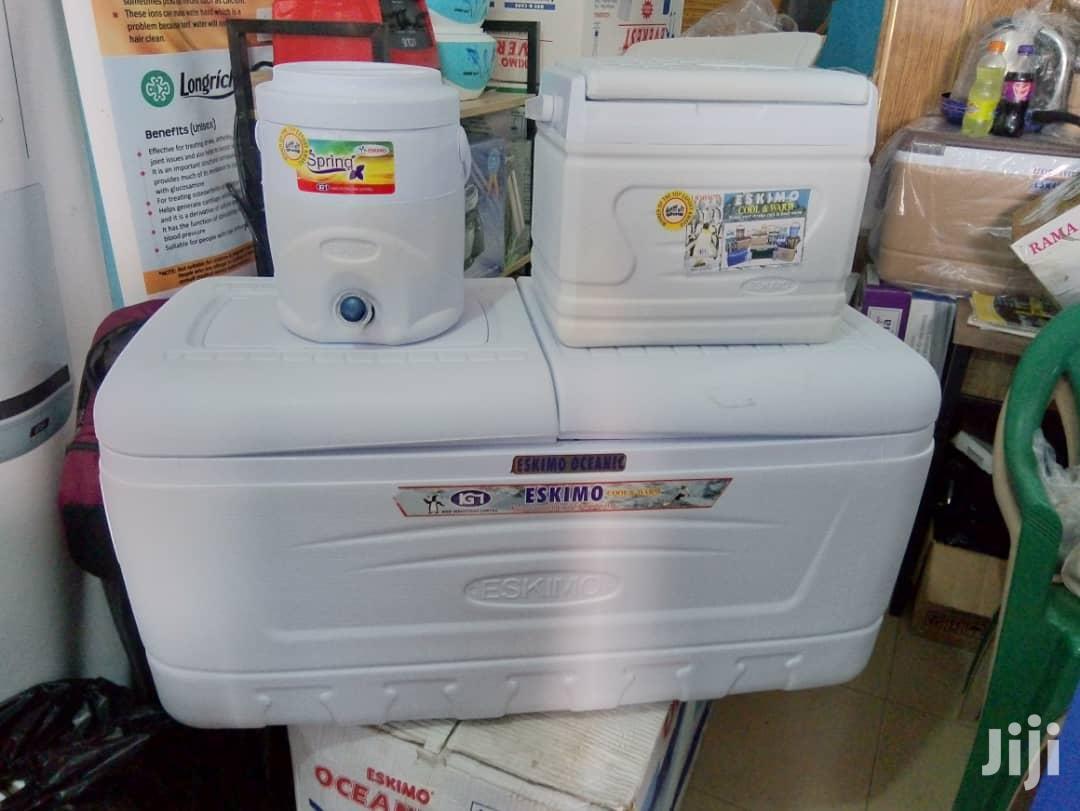 Big 125L Ice Chest Cooler