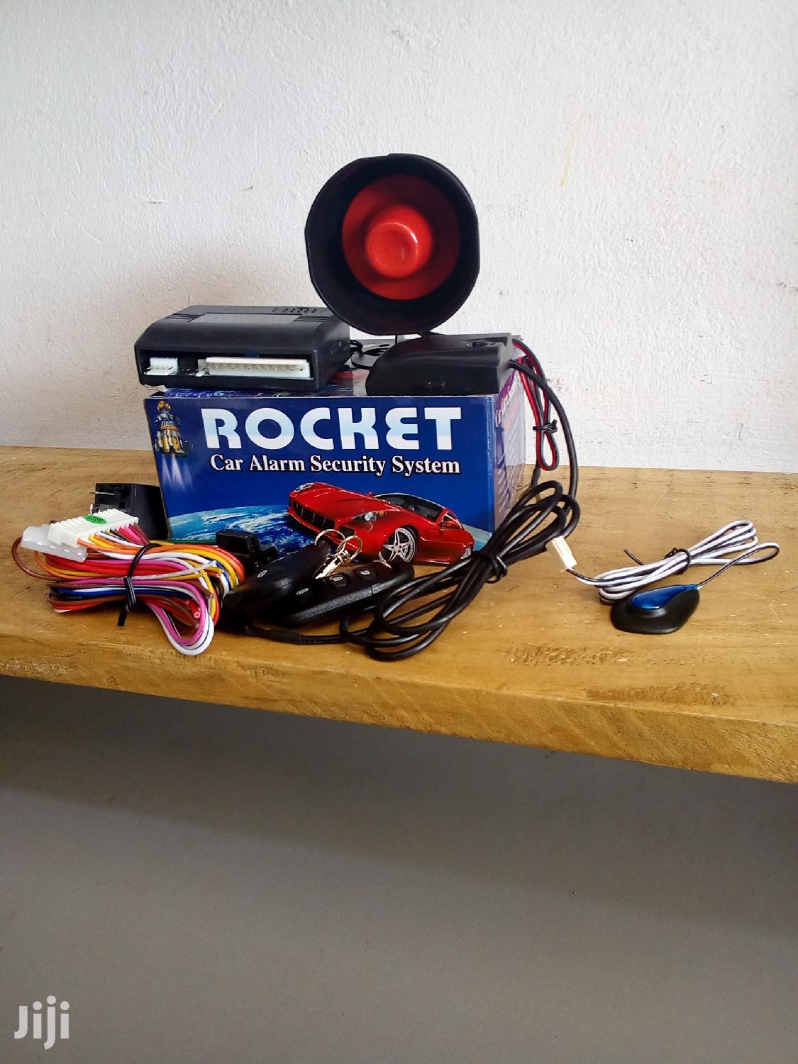 Car Security Alarm System | Vehicle Parts & Accessories for sale in Ashaiman Municipal, Greater Accra, Ghana