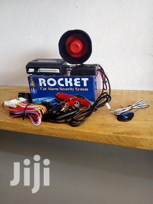 Car Security Alarm System