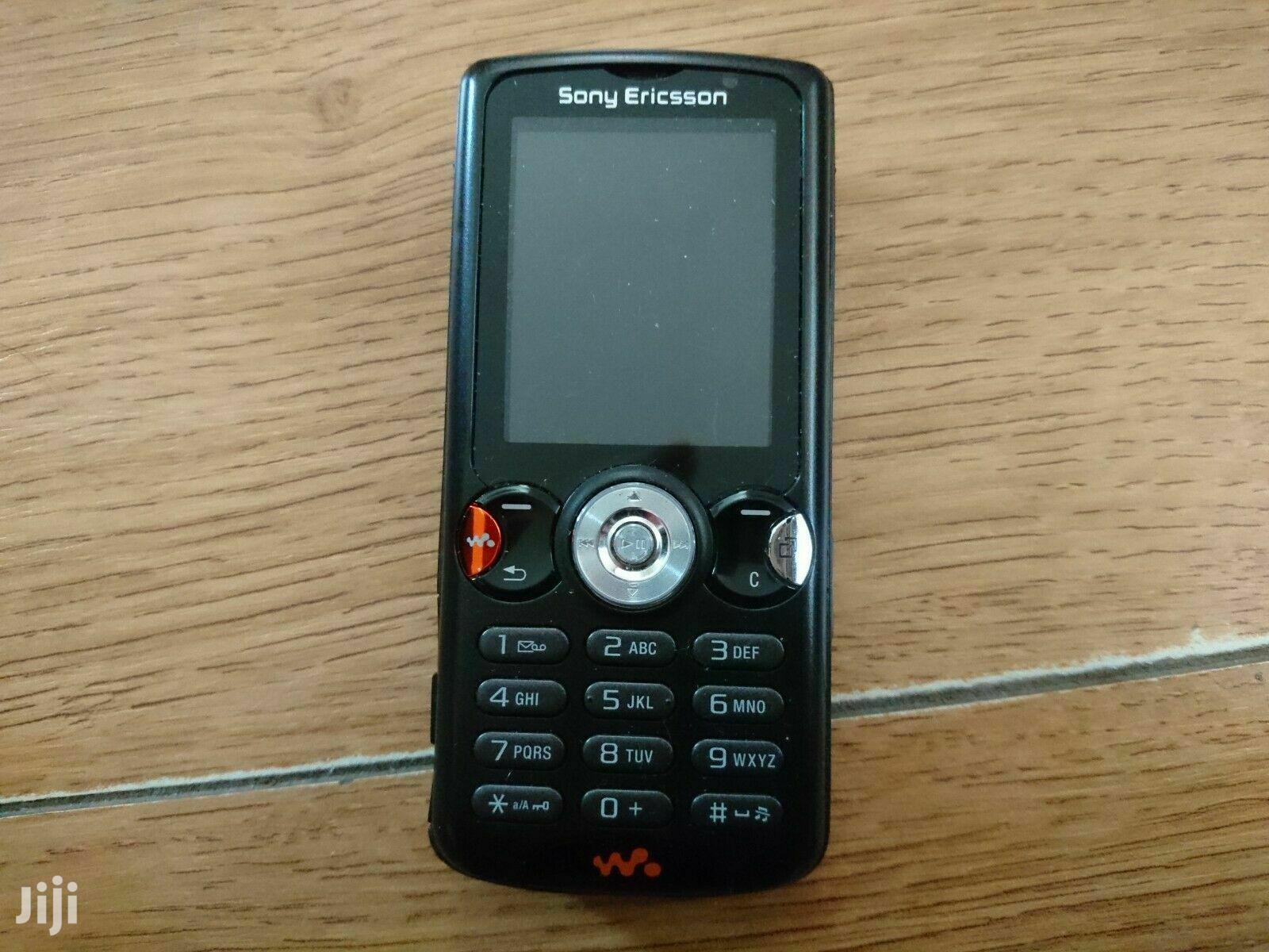 Sony Ericsson W810 512 MB Black | Mobile Phones for sale in Akweteyman, Greater Accra, Ghana