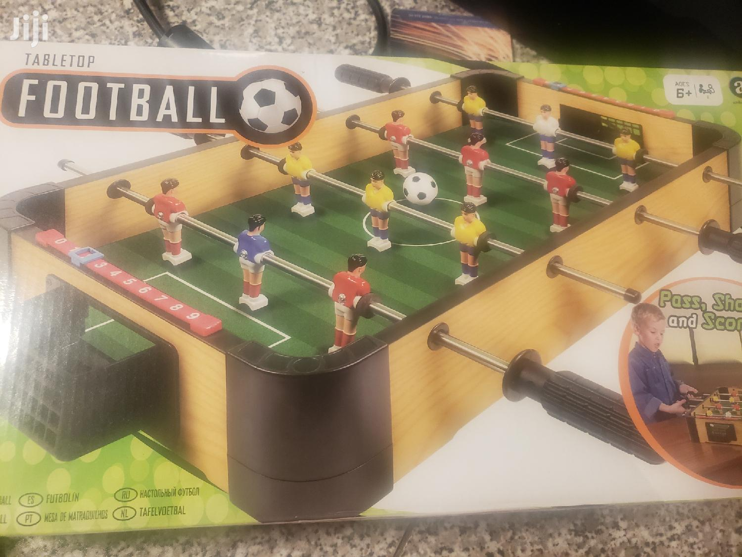 Mini Table Top Football Table New