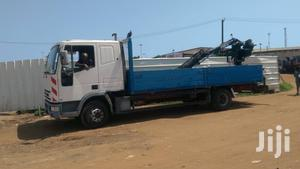 IVECO Crane Truck For Hire