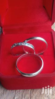 Sterling Silver Rings Set for Wedding and Engagement | Wedding Wear for sale in Greater Accra, Tema Metropolitan