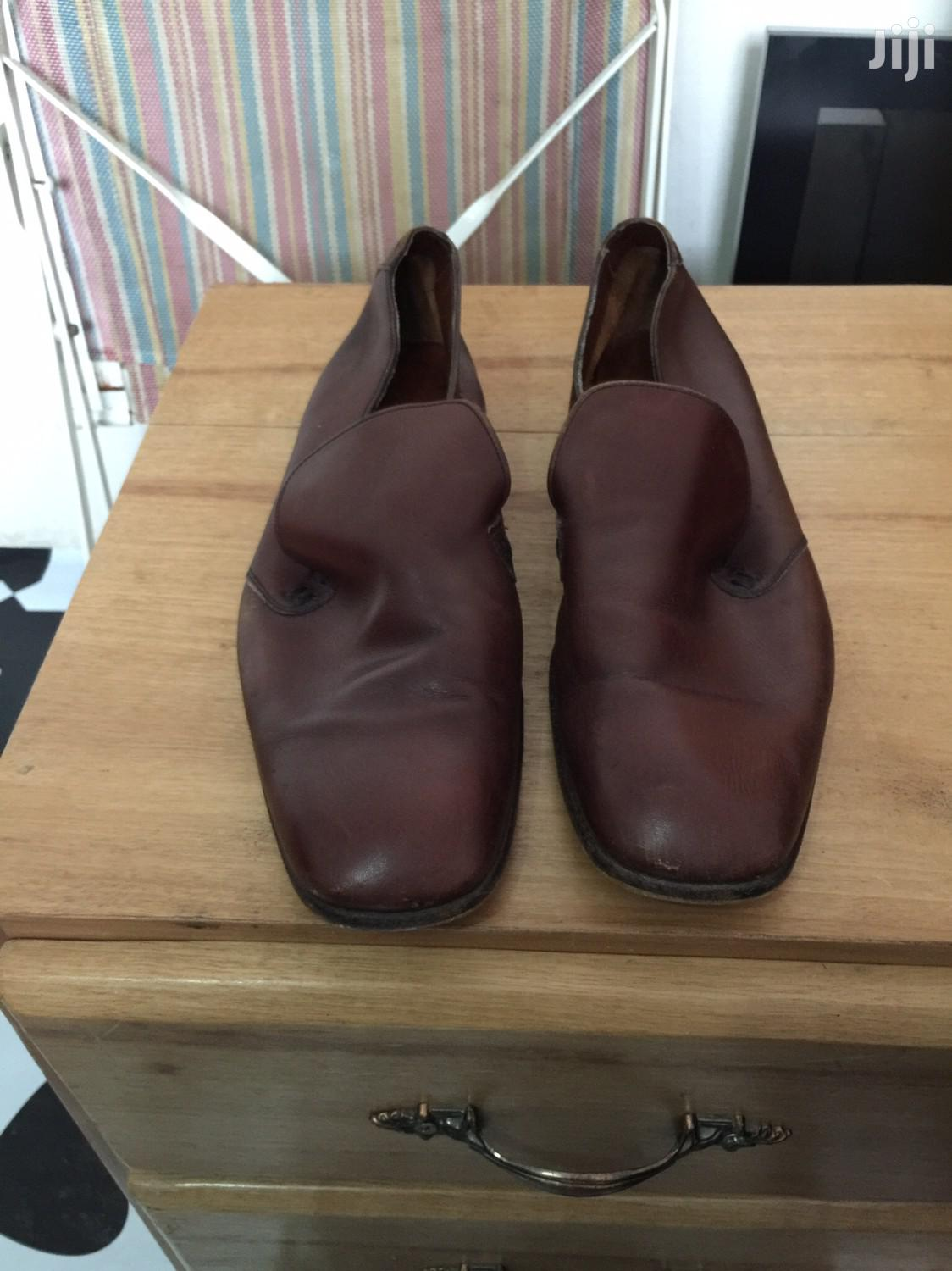Quality Foreign Used Brown Shoe From U.K For Sale | Shoes for sale in North Kaneshie, Greater Accra, Ghana