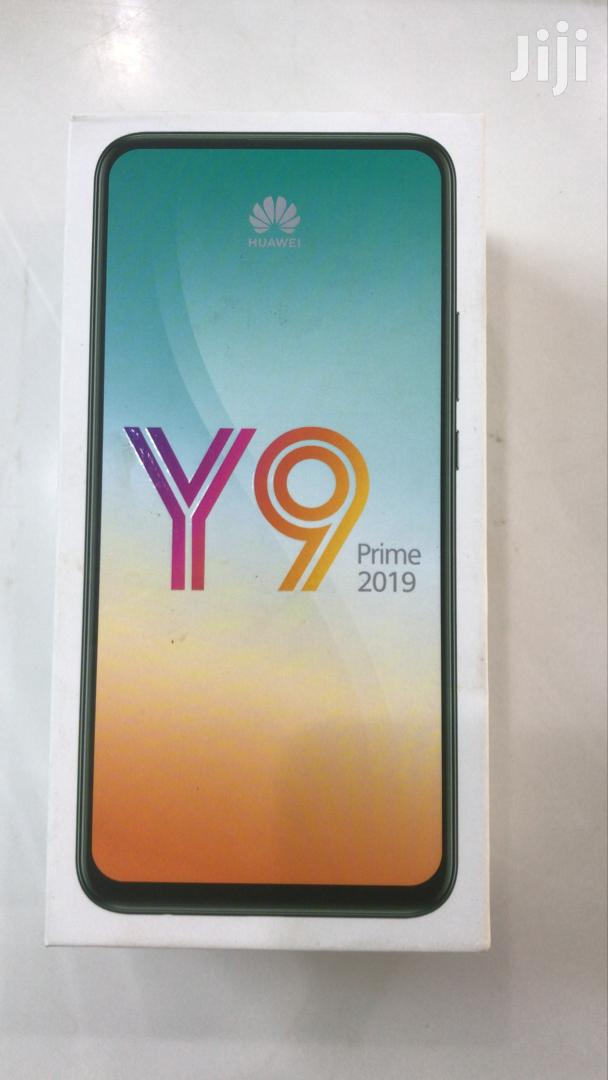 Archive: Huawei Y9 Prime 128 GB Blue
