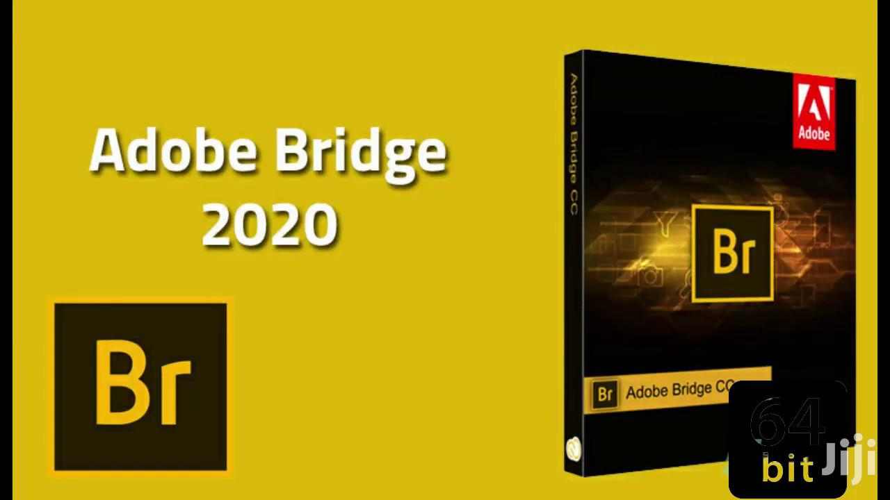 Adobe Bridge CC 2020 For All Your Multimedia