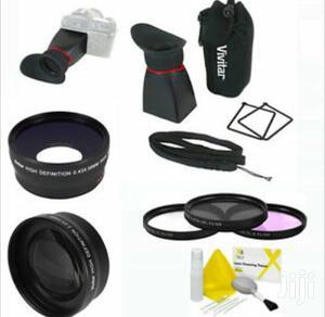 Canon Lens + LCD Viewfinder for T1 T2 T3 T4 T5 T1i T2i T3i T4i Camera