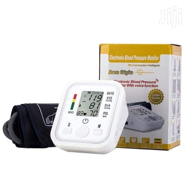 Archive: Blood Pressure Monitor