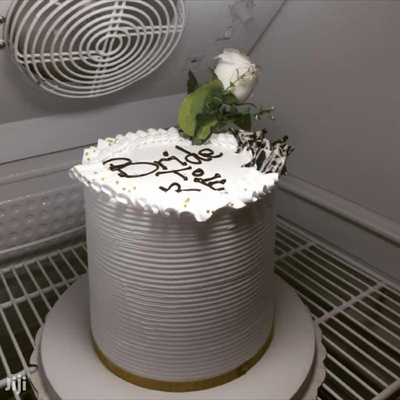 Wedding Cream Cakes
