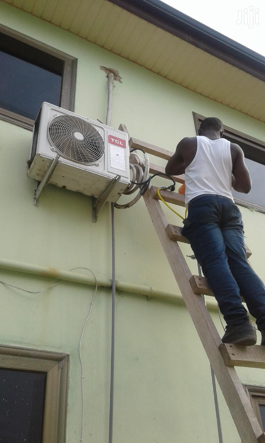 Installation Of Air Conditioning | Repair Services for sale in Achimota, Greater Accra, Ghana