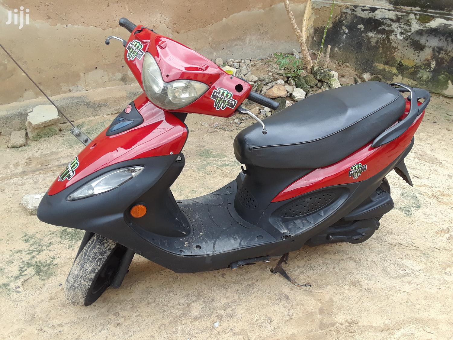 Archive: Kymco 2018 Red