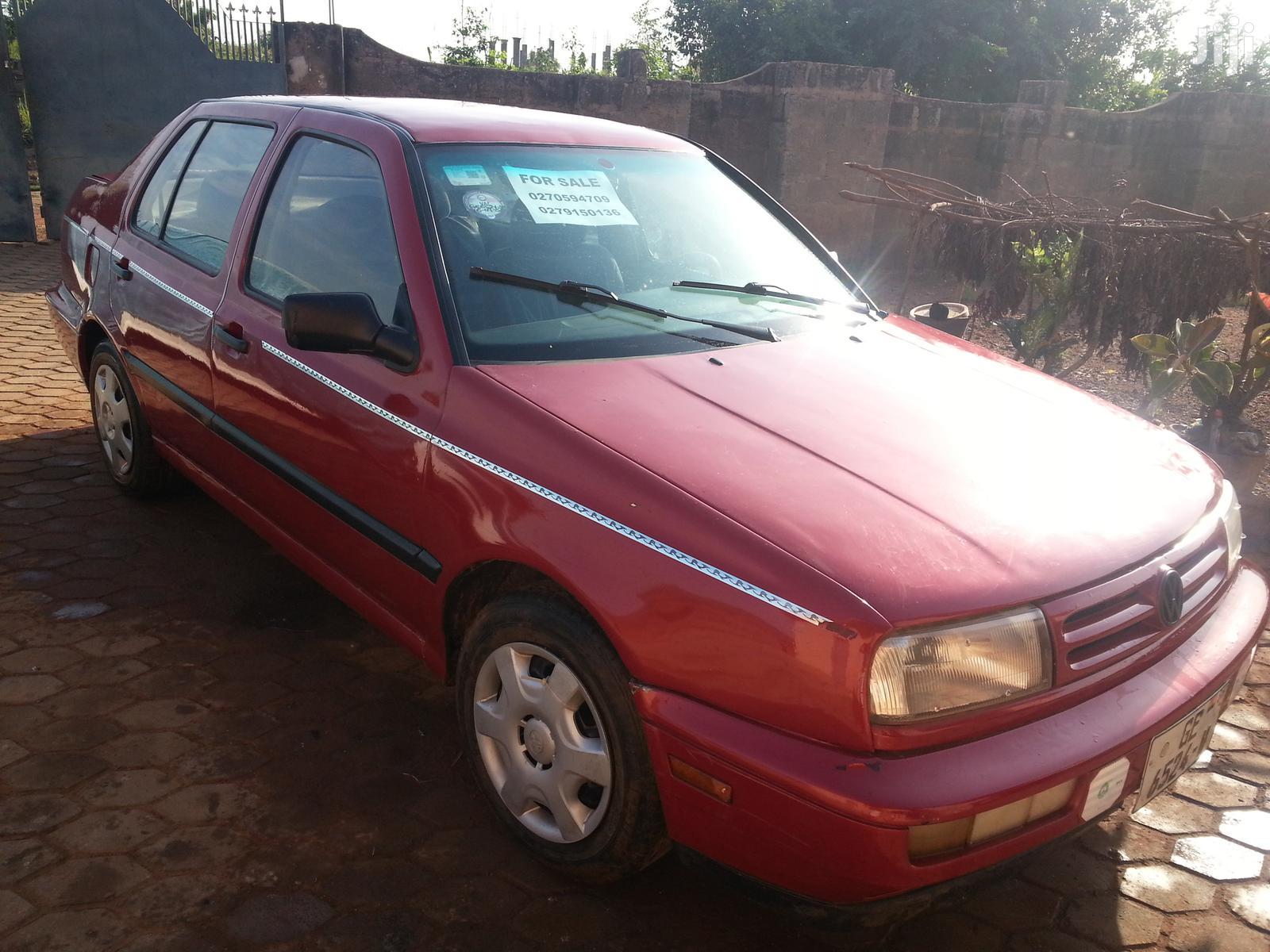 Archive: Volkswagen Jetta 2003 Red