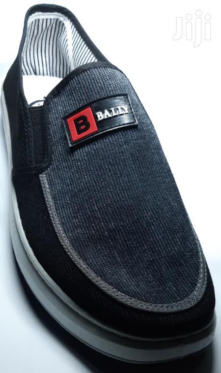 Archive: Bally Men's Sneaker
