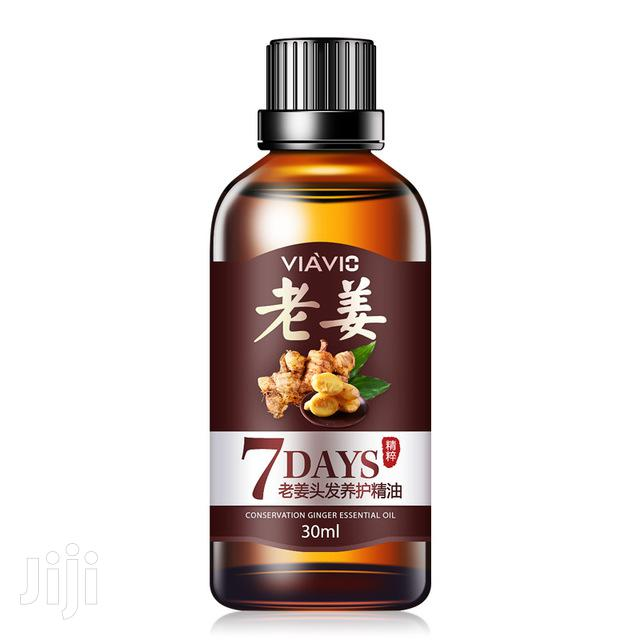 Consecutive Ginger Hair Essential Oil