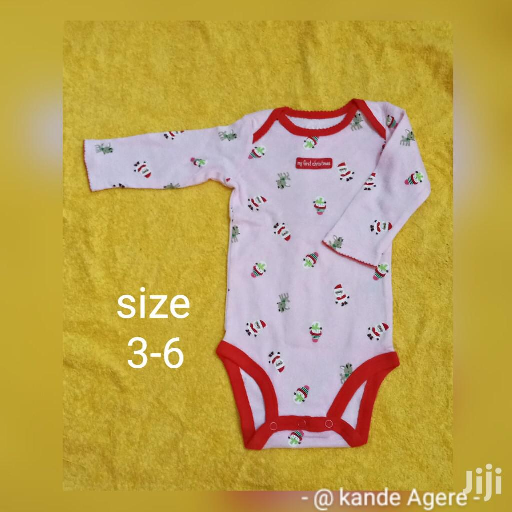 Christmas Bodysuit | Children's Clothing for sale in Madina, Greater Accra, Ghana