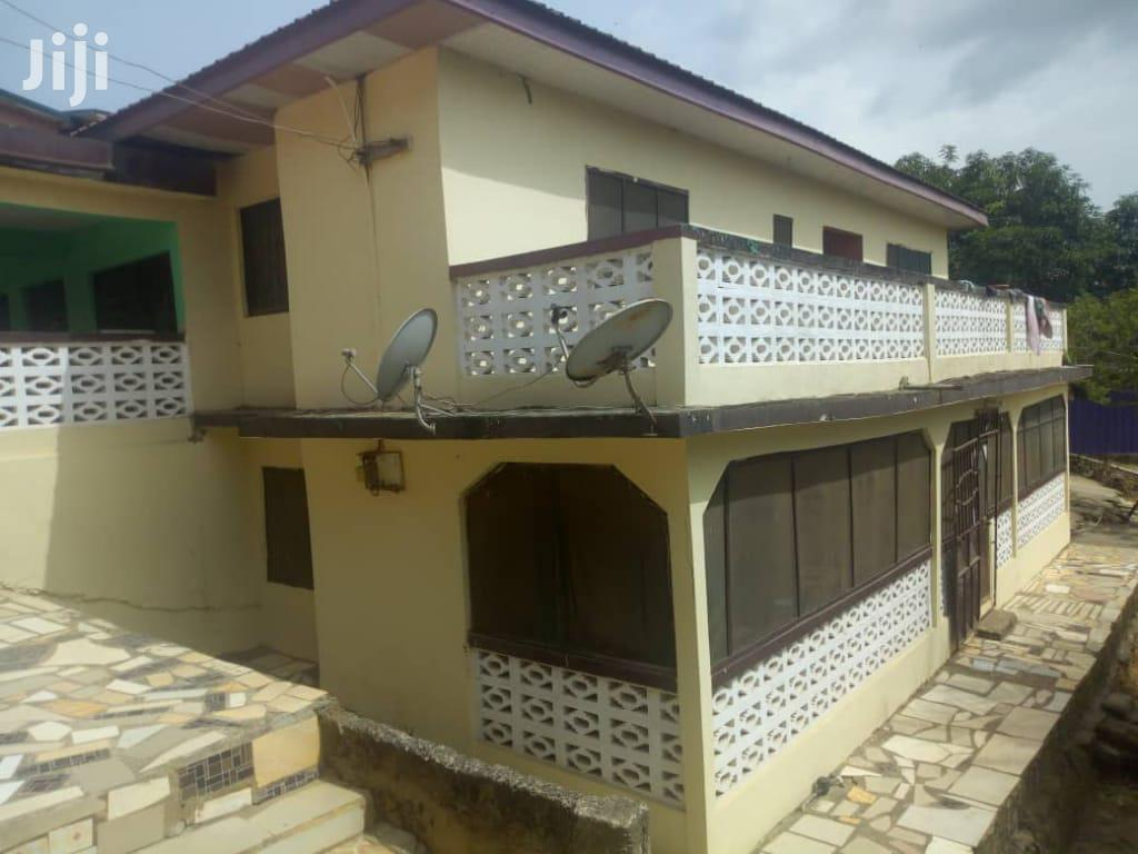 Archive: 2 Storey Building for Sale at Tarkwa Tamso