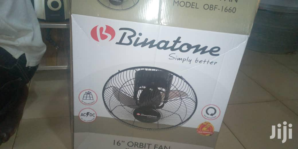 DC Solar Ceiling Fan. Is Both DC And AC | Solar Energy for sale in Kintampo North Municipal, Brong Ahafo, Ghana