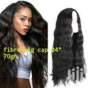 "Ocean Wave Fibre Wig Cap. 24"" | Hair Beauty for sale in Greater Accra, Accra Metropolitan"