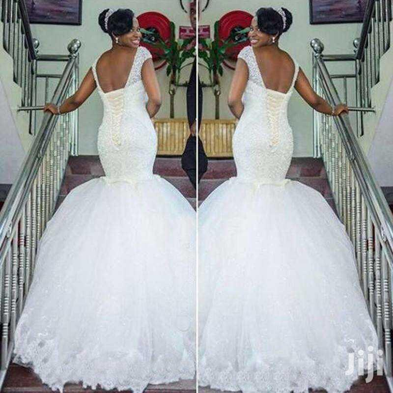 Archive: Beautiful Mermaid Gown
