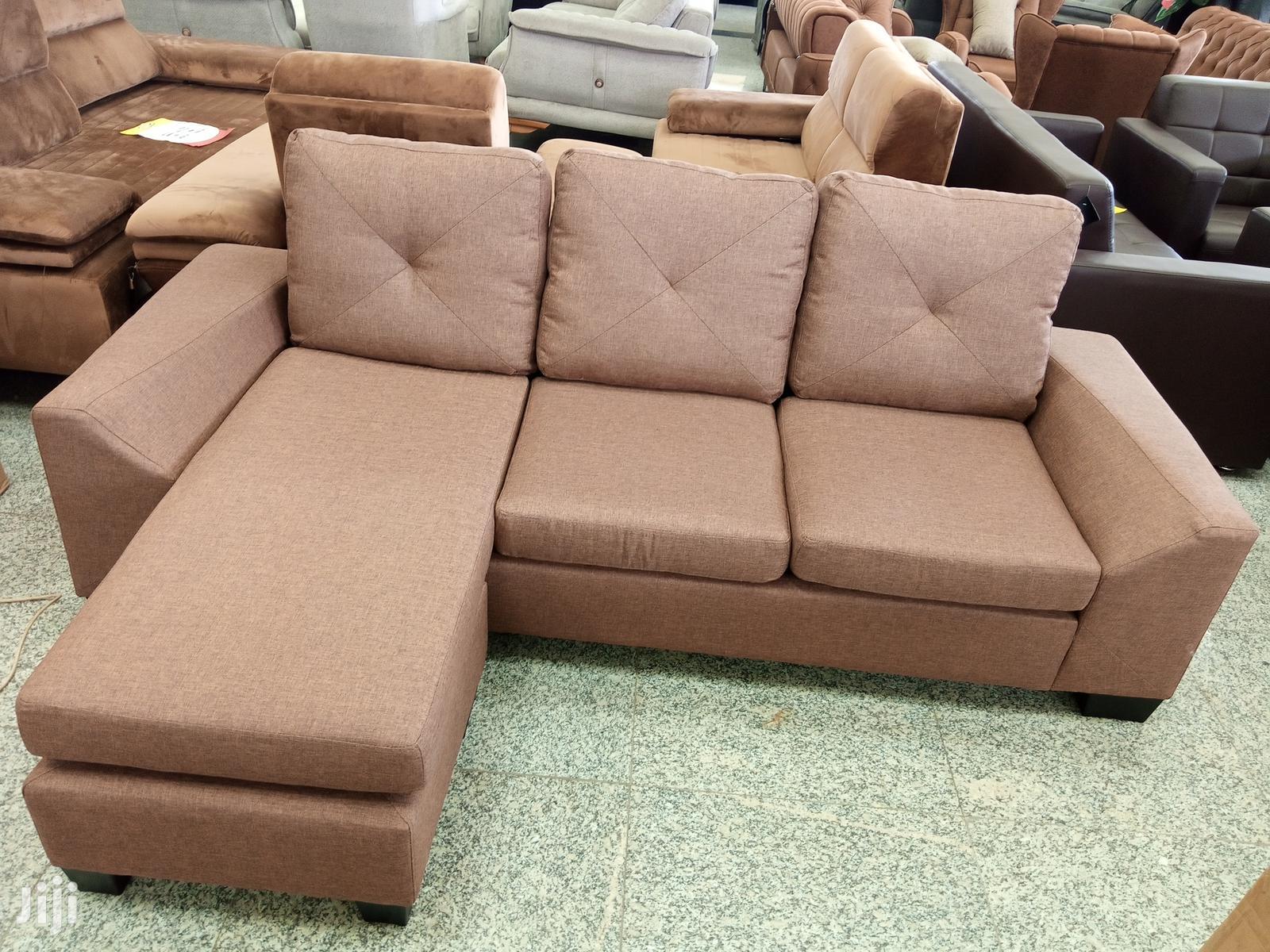 Archive: L- Shape Sofa