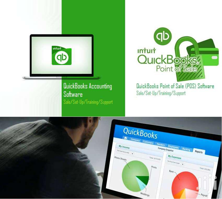 Quickbooks Enterprise Accounting Software _ 1 To 30 Users | Software for sale in Accra Metropolitan, Greater Accra, Ghana