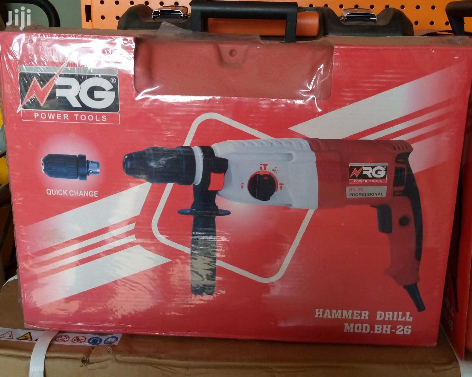 NRG And AEG Drilling Machine | Electrical Tools for sale in Tema Metropolitan, Greater Accra, Ghana