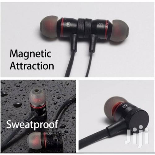 T8 Smart Watch With Magnetic Earphone | Smart Watches & Trackers for sale in Achimota, Greater Accra, Ghana