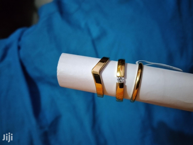 3 Set Wedding Rings